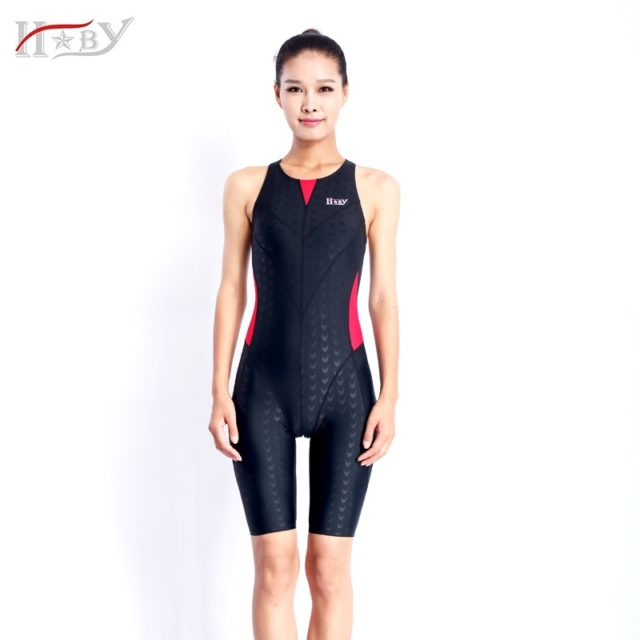 Competition Swimsuits One Piece Plus Size kneeskin