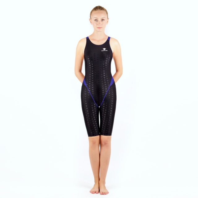 One Piece Competitive Sharkskin Swimsuits